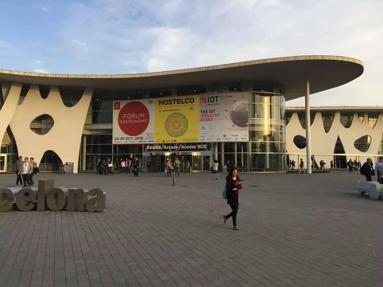 IoT Solutions World Congress 2016