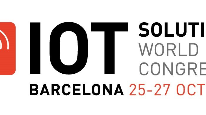 We are at IoT Solutions World Congress next week
